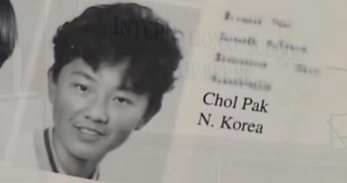 Identificación falsa de Kim Jong un