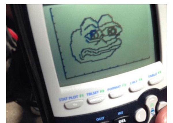 Ecuación en forma de rana