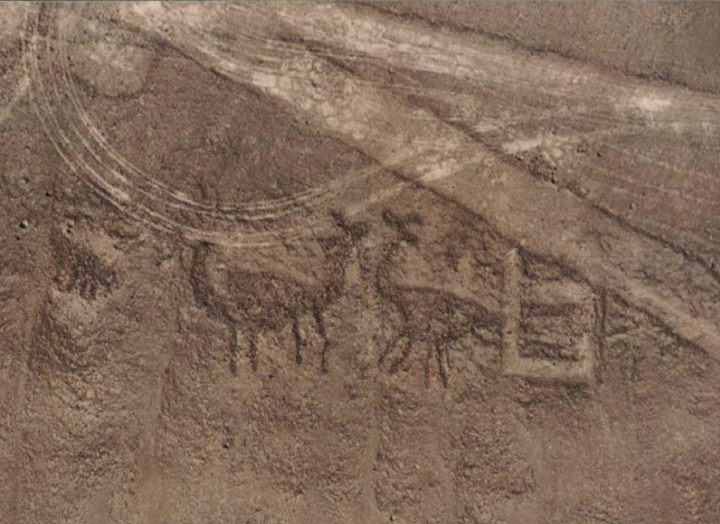Desierto de Nazca