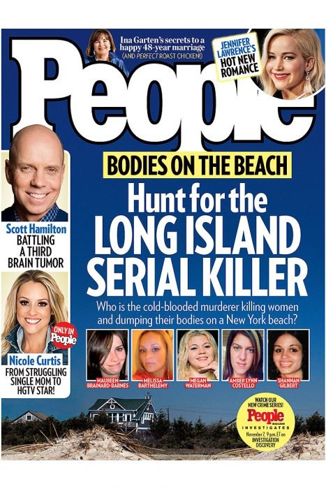 loon g island serial killer