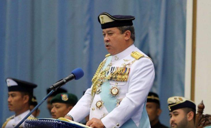 Sultán de Malasia