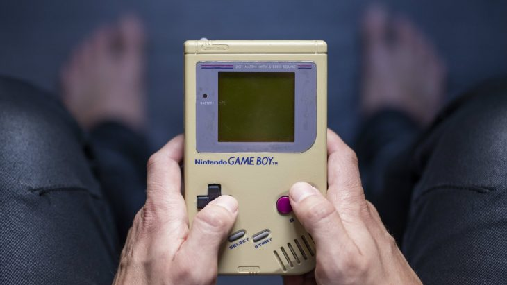 regresa el gameboy