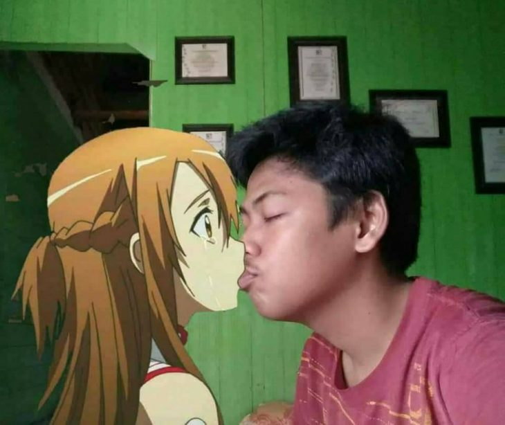 forever alone anime