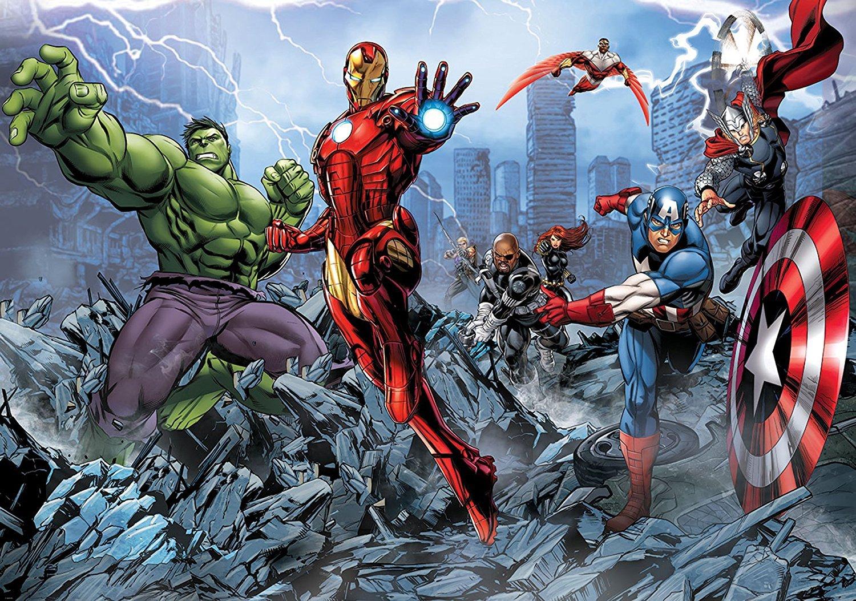 Capitan Marvel Y Los Falsos Vengadores Todo Lo Que: Cómo Se Verían Los Vengadores Con Trajes De Los Comics