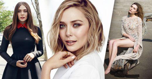 COVER Elizabeth Olsen cumple 29 perfectos años