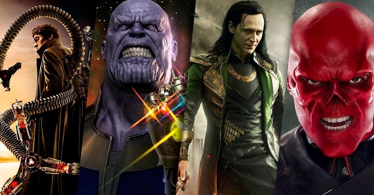 Estos Son Los 10 Mejores Villanos Del Universo Marvel