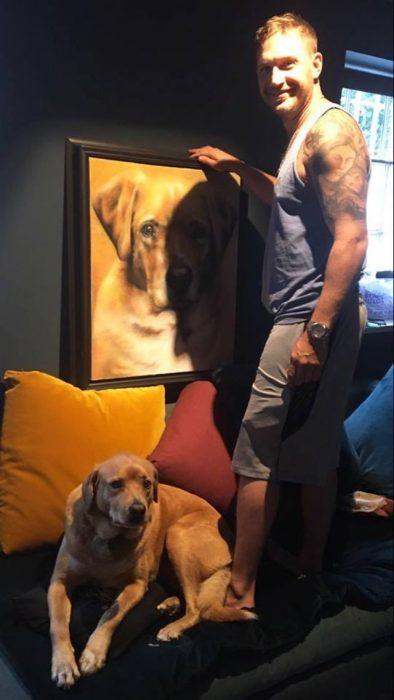 hardy perro