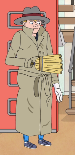 Vincent adultman