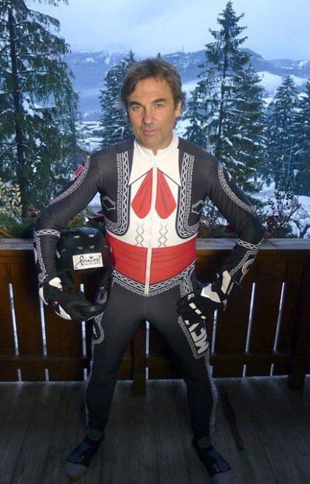 Atleta olímpico de invierno