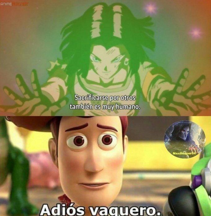 sacrificio androide 17