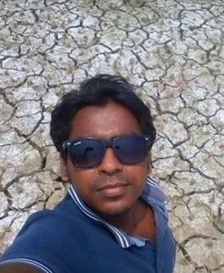 Selfie con lentes