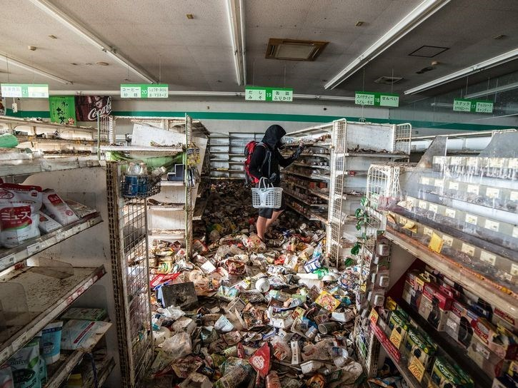Fotos de Fukushima
