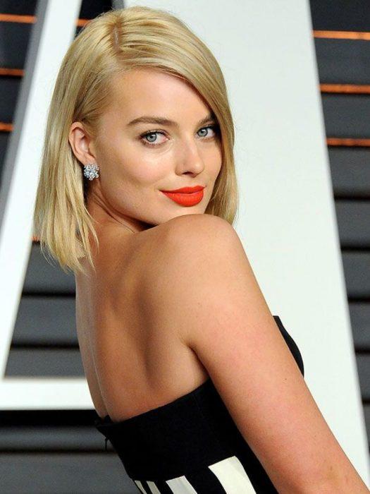 Margot Robbie rubia