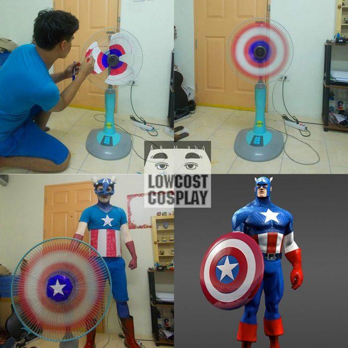 cosplay de bajo costo