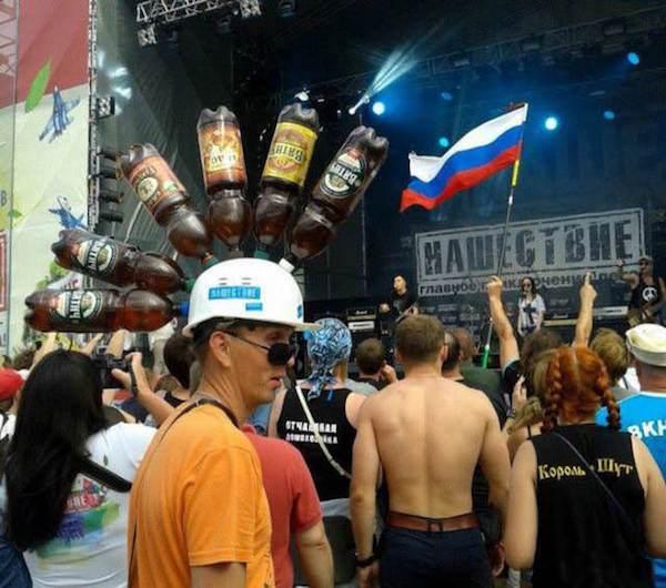 Rusos dementes