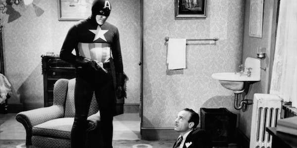 Capitán América datos