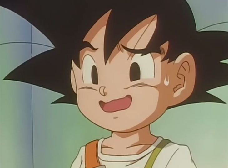 Dragon Ball niño