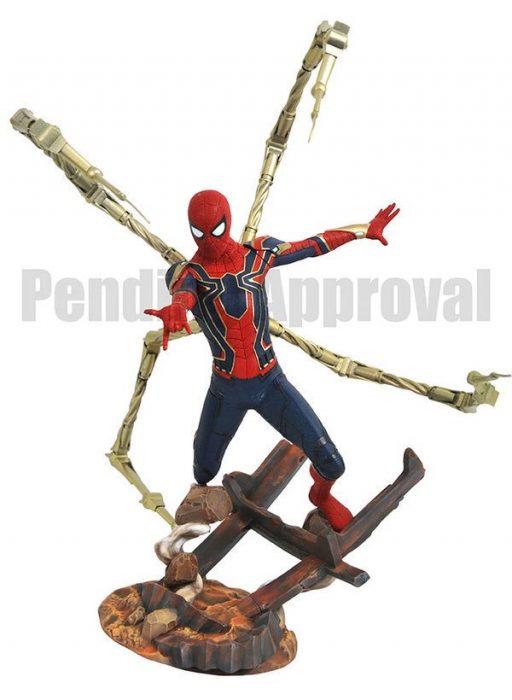 Juguete de Iron Spider
