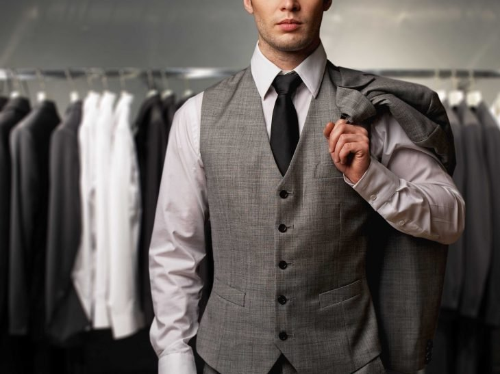 usar un traje: errores