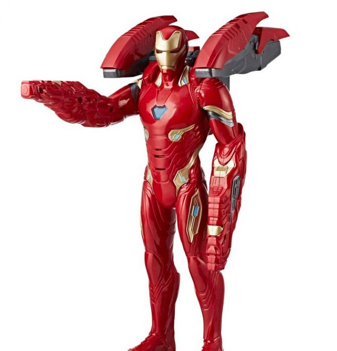 Figura de acción de Iron Man