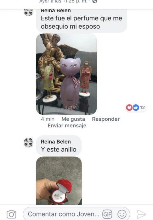Historia en Facebook