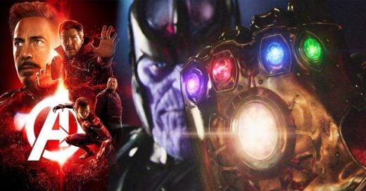 Cover Las Gemas del Infinito son representadas en los nuevos pósters de Infinity War
