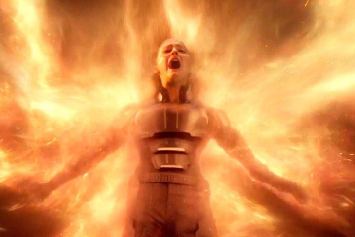 Jean Grey en Dark Phoenix