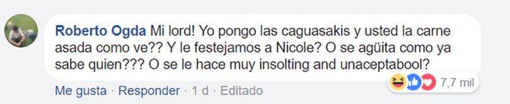 Mensajes a Peña Nieto