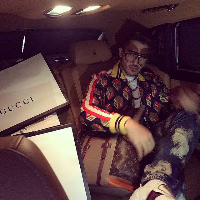 Niños ricos de Instagram