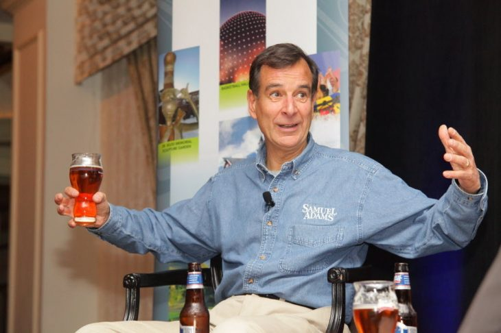 Jim Koch de Boston Beer Company