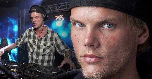COVER Muere DJ Avicii