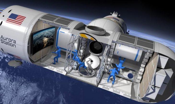 Estación Espacial Aurora