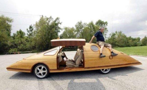 carro madera