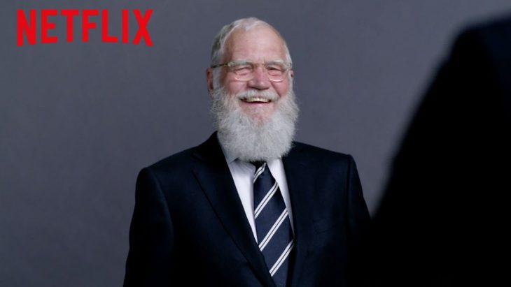 No necesitan presentación con David Letterman: Tina Fey