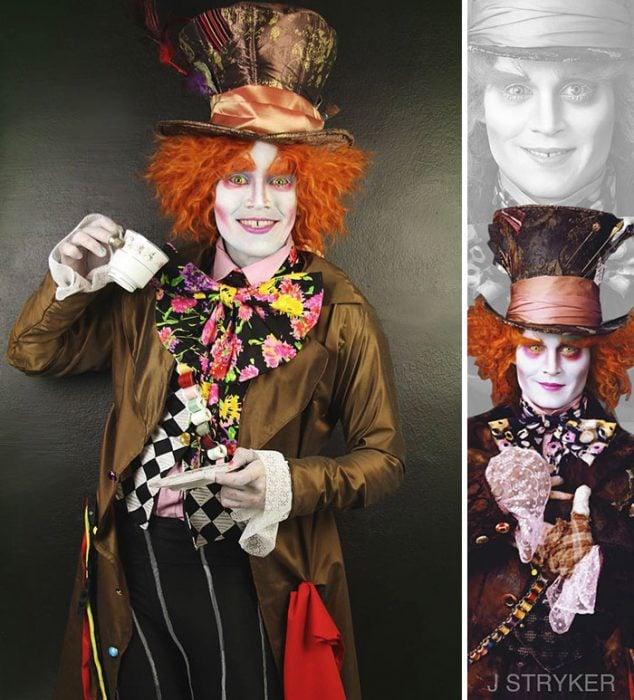 Jonathan Stryker, cosplayer