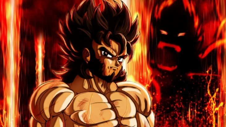 Yamoshi en Dragon Ball