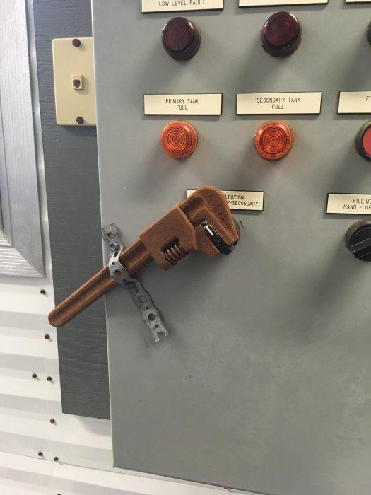 fail llave de ingeniero