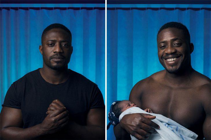 Antes y después de ser padre