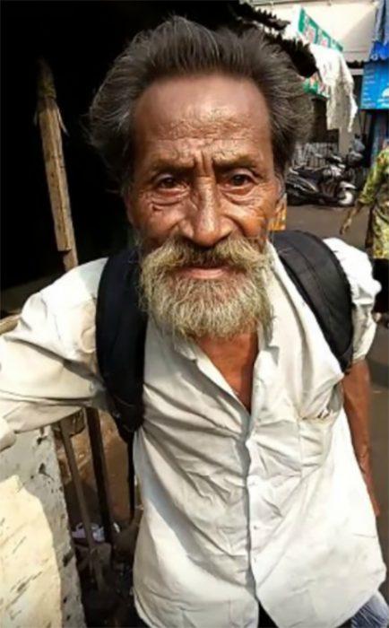 Hombre de la India