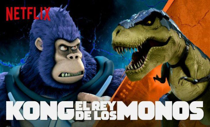 Kong: el rey de los monos - temporada 2