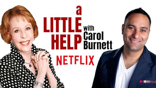 Peques al mando con Carol Burnett