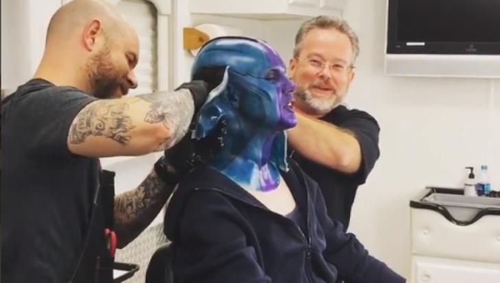 Maquillaje a Nébula