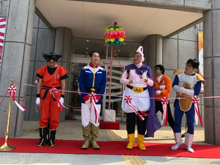 personajes cosplay