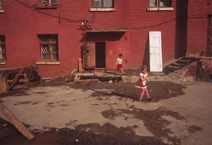 Rusia en los 90