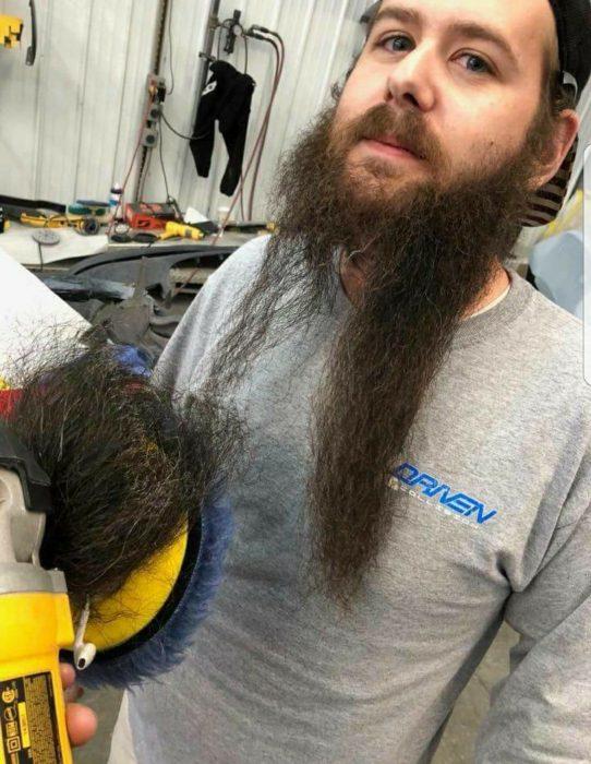 barba fail