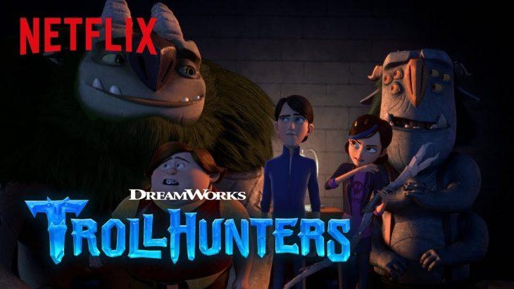 Trollhunters - parte 3