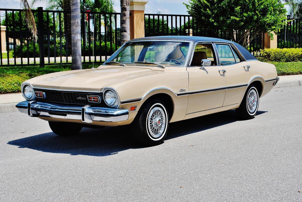 Ford podría revivir el Maverick, pero no será como el original