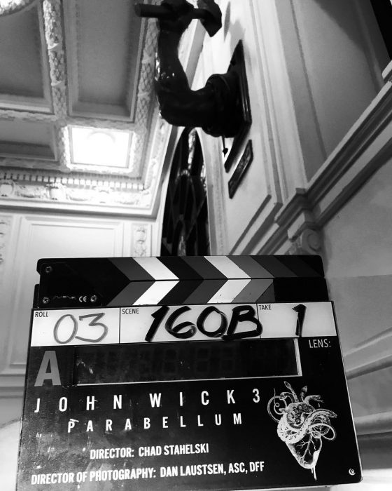 John wick 3 fotos