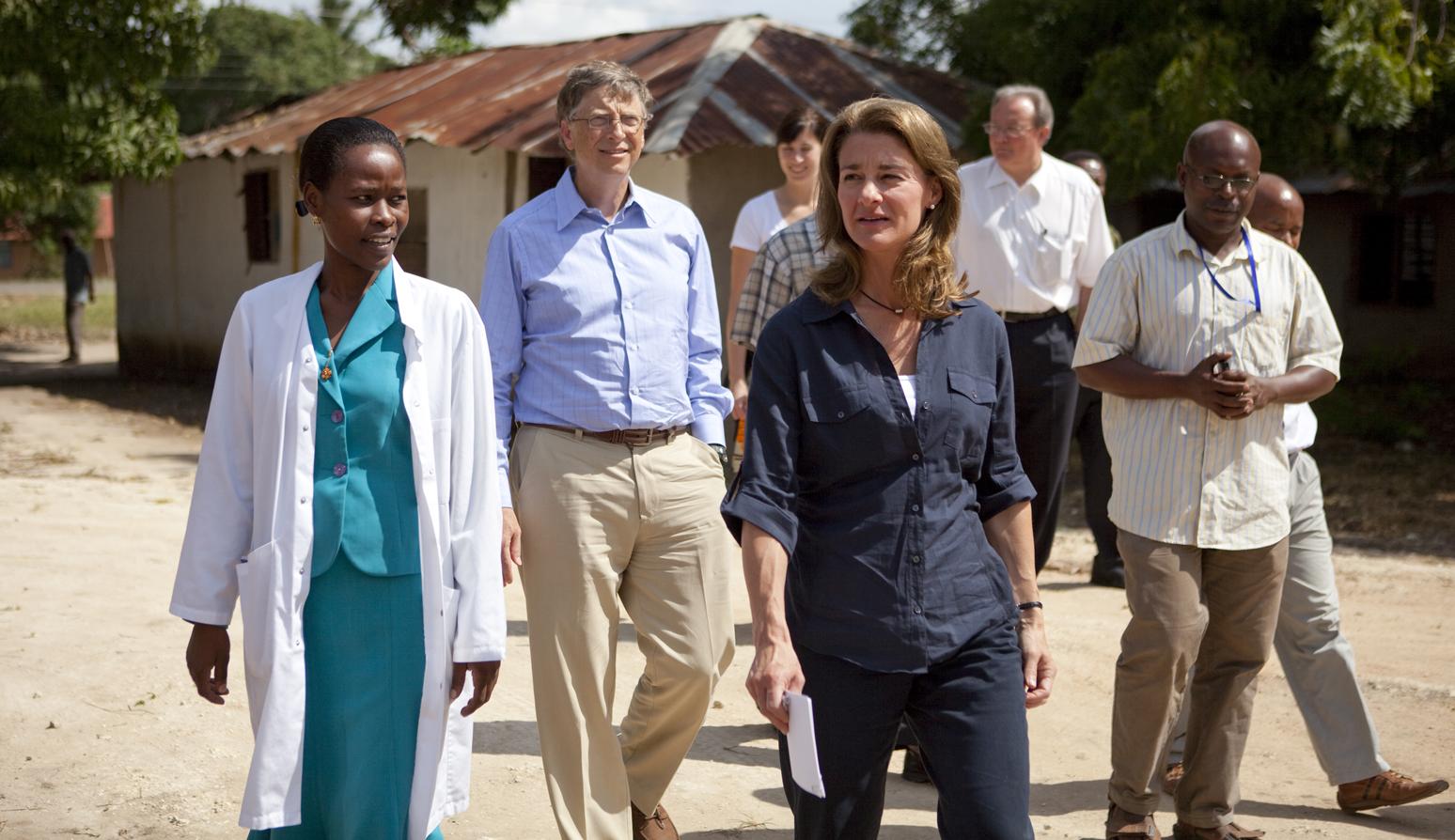 Bill Melinda Gates Foundation: Bill Gates Explica El Riesgo De Que Pandemia Acabe Con Vidas