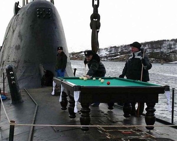 Locuras en Rusia